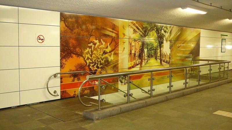 Picture of תחנות רכבת ורכבת תחתית
