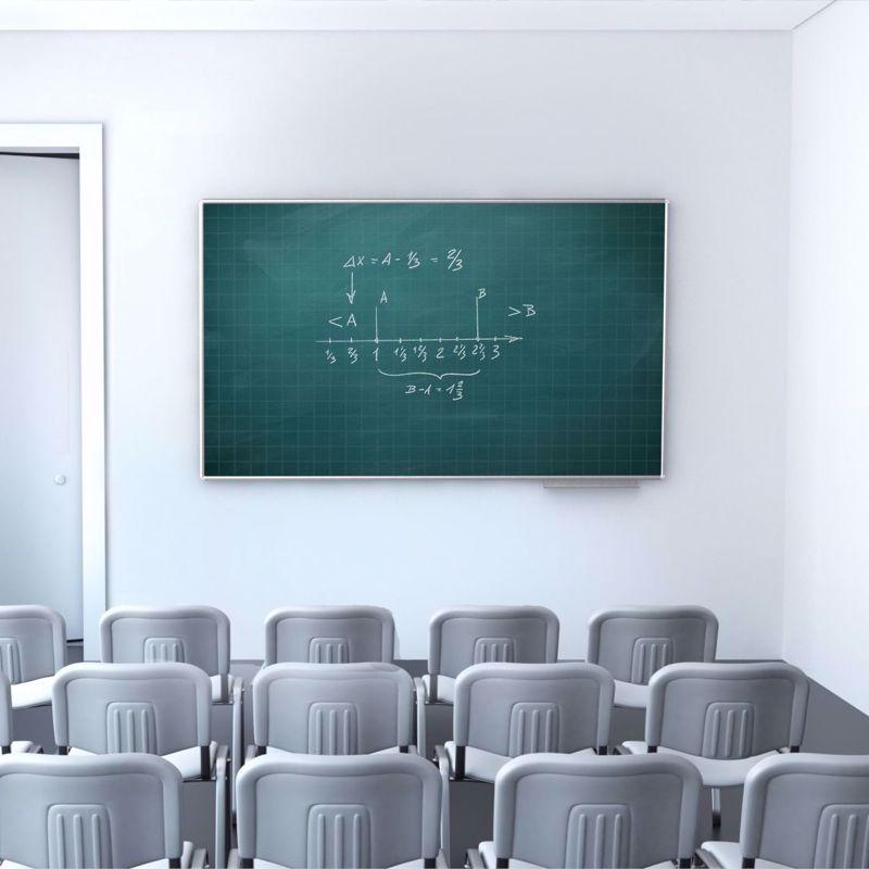 תמונה של מבצע!!!!!!!!!! לוח ירוק עם משבצות חשבון